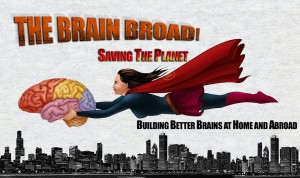Brain Broad city