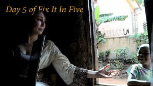 fix it in five trisca